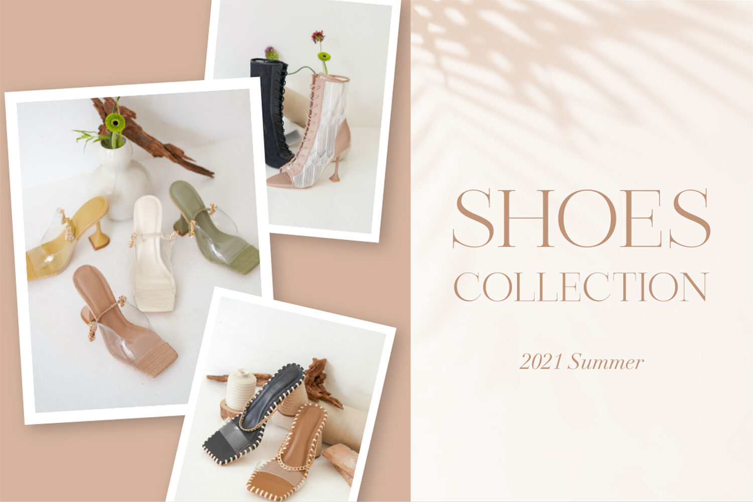 21SS Summer Shoes Collection新作特集